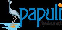 PAPULİ RESTAURANT Logo
